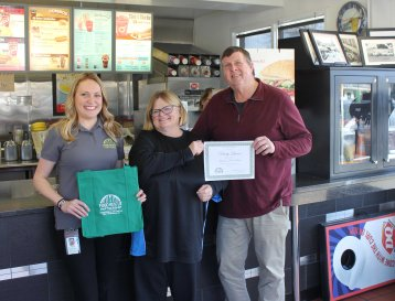 Dairy Queen Becomes Member of Food Rescue